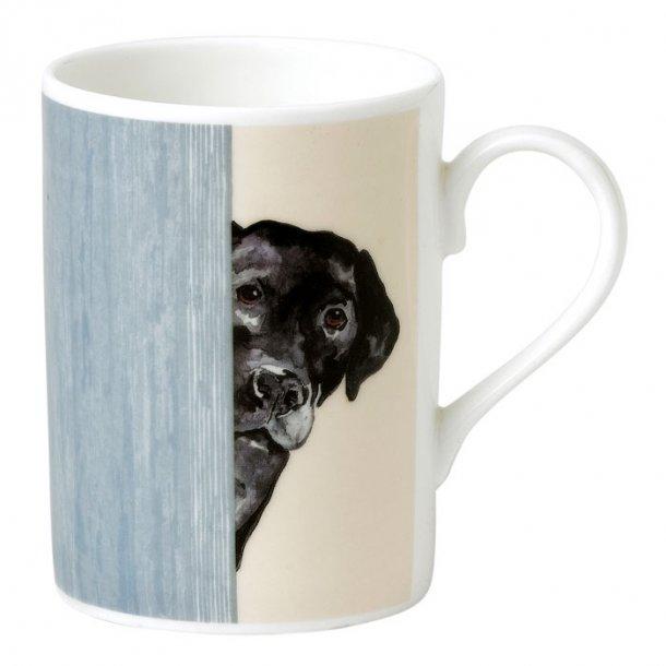 Kaffe og tekrus med Labrador 0,33 ltr, motiv af hund - Labrador