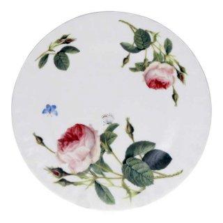 Roy Kirkham Palace Garden med Redoute Roses og Sommerfugle