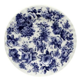 Blue Chintz