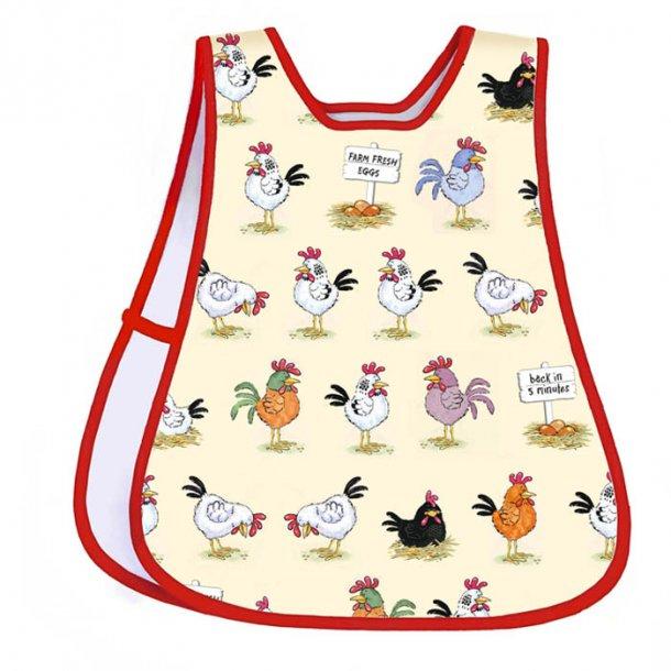 Chickens Haklapp, ålder 3-5 år