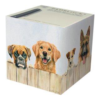 Padblocks med Hunde
