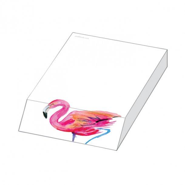 Flamingo Papirblok 9,5x13,5x2,0 cm