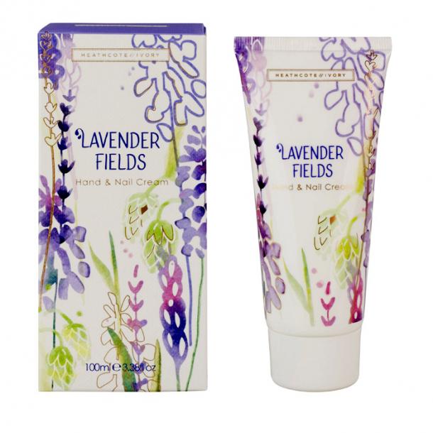 Lavender Fields Hand & Nail Cream 100 ml