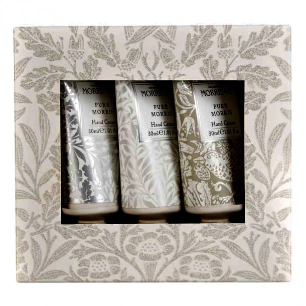 Morris & Co -  Pure Morris - Hand Cream Collection (3x30ml Hand Cream)