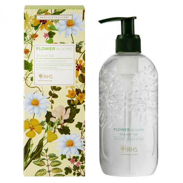 RHS Daisy Garland Shower Gel 300 ml