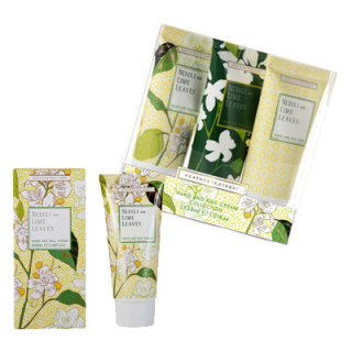 NEROLI & LIME LEAVES - Heathcote & Ivory