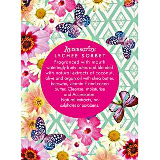 Accessorize Lychee Sorbet