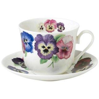Kopper med Blomster