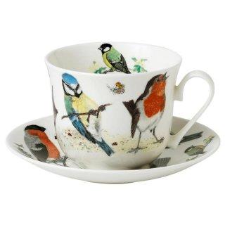 Kopper med Fugle