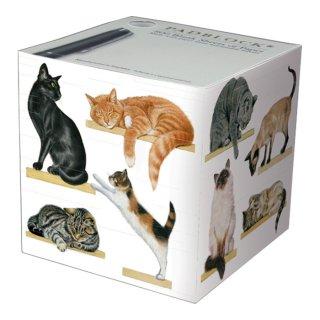 Padblocks med Katte