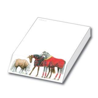 Padblocks med Heste