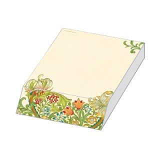 Padblocks Dekoreret Flade Notesblokke