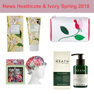 Heathcote & Ivory Nyheder Forår 2018